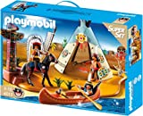 PLAYMOBIL 4012 - SuperSet Indianerlager