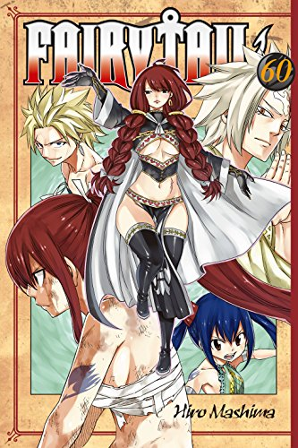 Fairy Tail Vol. 60 (English Edition)