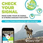 Pet GPS Tracker for Dogs and Cats by Kippy | GPS Monitoring & Activity Monitor for Dogs, Cats and more | Simply attach… 14