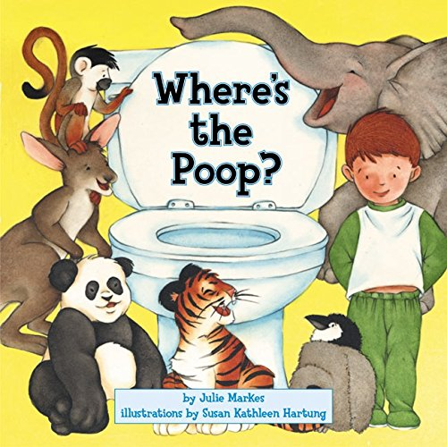 Where's the Poop? por Julie Markes