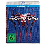 The Amazing Spider-Man / The Amazing Spider-Man 2: Rise of Electro (3D + 2D Version) [3D Blu-ray]