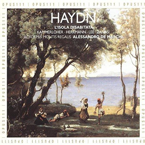 Haydn: Lisola disabitata