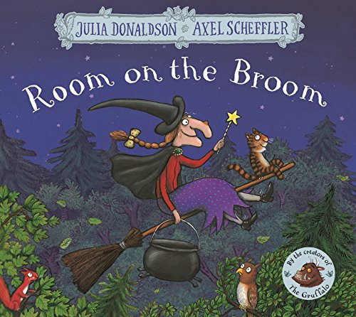 Room on the broom par Julia Donaldson