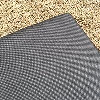 Masgard Sandkastenvlies Gartenvlies 80 g/m² verschiedene Abmessungen (1,60 m x 1,60 m = 2,56 m²)