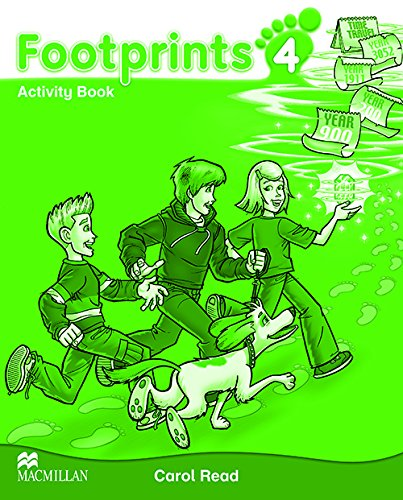 FOOTPRINTS 4 ACTIVITY BOOK PACK
