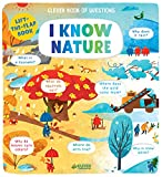 Best Books Three Year Olds - I Know Nature: Lift-The-Flap Book (Clever Questions) Review