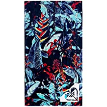 Roxy Hazy - Beach Towel - Toalla de Playa - Mujer - ONE SIZE - Azul