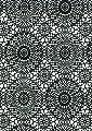 Klebefolie Spitzen schwarz weiß - selbstklebende Dekorfolie 45x200 cm