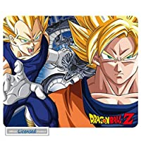 Dragonball Z Mouse Pad - Son Goku & Vegeta (9 x 7 inches) by 1art1