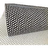 Einseitige perforiert Vinyl Sichtschutz Fensterfolie Sichtschutzfolie selbstklebend Glas Wrap Rolle Maße 137x 30cm