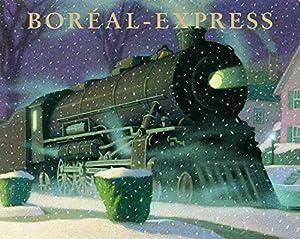 vignette de 'Boréal Express (Chris Van Allsburg)'