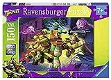 Ravensburger 10006 - Turtles in Aktion - 150 Teile XXL Puzzle