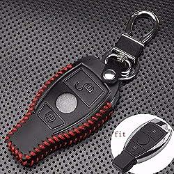 For Mercedes Benz 3D Logo Chrome Keychain Stainless Keychain omuac
