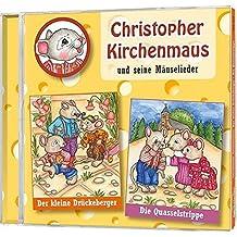 Christopher Kirchenmaus, Folge 3/4: Der kleine Drückeberger / Die Quasselstrippe