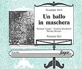 Un Ballo in Maschera [Import USA]