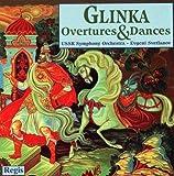 Glinka : Ouvertures et dances. Svetlanov