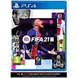 FIFA 21 (PS4) - Version PS5 incluse [Edizione: Francia]