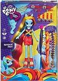 Hasbro A5044E24 - My Little Pony Equestria Girls Haarzauber Rainbow Dash