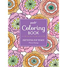 Posh Coloring Book Patterns for Peace