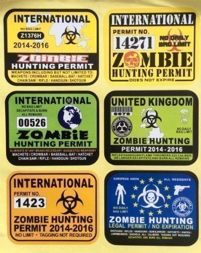 zombies-assortiment-sticker-vinyle-auto-adhesif-lot-de-6