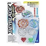Beyblade Bey Blade C2358EL2 Burst Evolution Gainon G2 and Doomscizor - Pack Doble