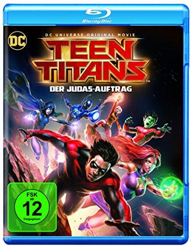 Teen Titans - Der Judas-Auftrag [Blu-ray]