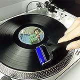 De qualité premium disque vinyle Roller Cleaner. réutilisable sûre et liquide gratuit....