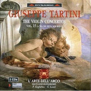 The Violin Concertos (Vol.15)