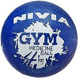 #7: Nivia Medicine Ball, 4kg (Purple)