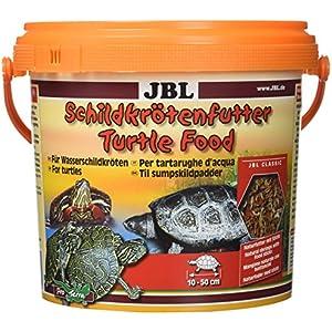 [Gesponsert]JBL 70365 Hauptfutter für Wasserschildkröten, 1er Pack (1 x 2,5 l)