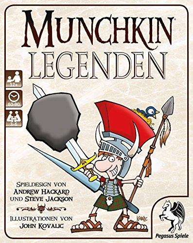 munchkin-legenden