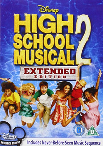 High School Musical 2 [Extended Edition] [UK (2 High Monster)