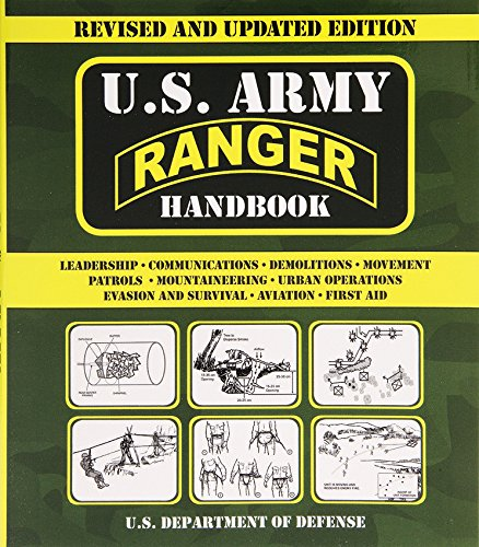Price comparison product image U.S. Army Ranger Handbook