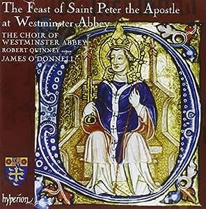 Das Fest des Heiligen Apostel Peter