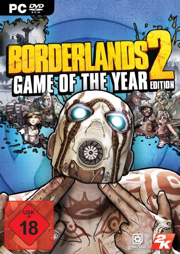 Borderlands 2 - Game of the Year Edition - [PC]