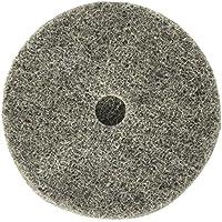 sourcing map 3pcs 180 Herramienta Amoladora rueda de fibra de rectificado de cilindros de ley de nylon gris