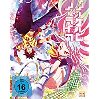 No Game No Life - Gesamtediton: Episode 01-12