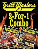 The GRILLMASTERS 2-FOR-1 BBQ COMBO COLLECTION (MASTER CHEF SERIES Book 3) (English Edition)