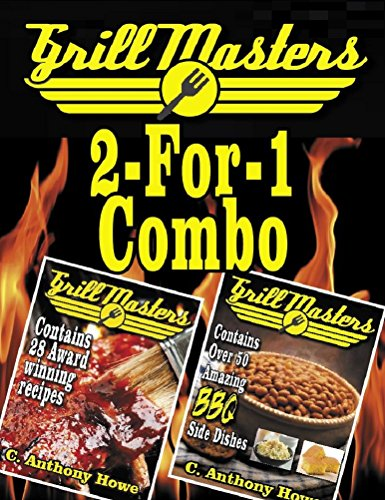 The Grillmasters 2 For 1 Bbq Combo Collection Master Chef Series Book 3