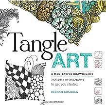 Tangle Art: A Meditative Drawing Kit by Beckah Krahula (2013-09-01)