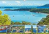 Lebendige Cote d'Azur: Sehnsucht nach Sonne, Strand und Meer (Wandkalender 2018 DIN A3 quer): Cote d'Azur: Die azurblaue Küste im Süden Frankreichs ... [Kalender] [Apr 15, 2017] CALVENDO, k.A - k.A. CALVENDO