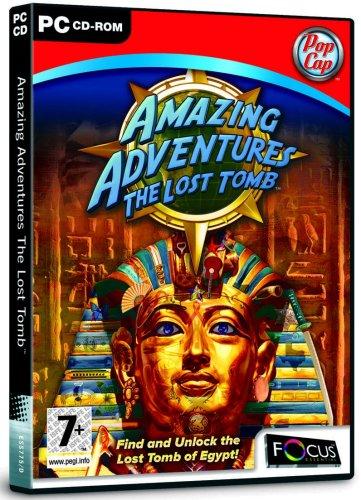 Preisvergleich Produktbild Amazing Adventures The Lost Tomb [UK Import]