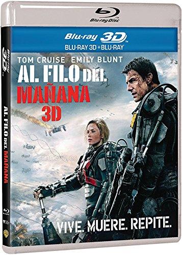 Al Filo Del Mañana (BD 3D + BD 2D) [Blu-ray] 61fwl6gpZWL