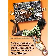 Cambodian Treachery (Cambodian Innocence Book 3)