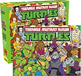 signs-unique Aquarius Teenage Mutant Ninja Turtles 500 Teile Puzzlespiel