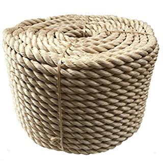 24mm Synthetic Decking Rope x 10 Metre Length, Both Ends Taped & Sealed