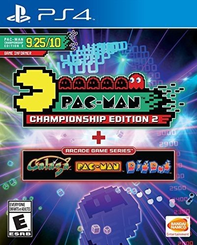Pac-Man - Championship Edition 2 + Arcade Game Series (Import-Game)