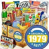 Original seit 1979 + DDR Set + Geburtstag 1979