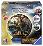 Ravensburger 12391 - The Hobbit: Die Einöde von Smaug - 270 Teile puzzleball