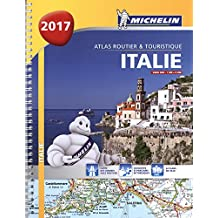Atlas Italie Michelin 2017